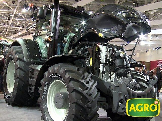 Valtra en Agritechnica: tractores elite en la meca de la maquinaria agrícola. (644 2015-12-05)