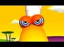 Cartoon Gazoon | Мультфильм Газун -The Snake Charming | Очаровательная змея - Мультфильмы для детей