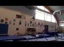 Marijo Moznik - High bar routine with Kolman