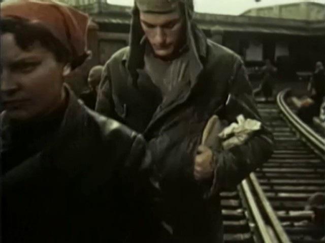 Дан приказ ему на запад, ей в другую сторону... Прощальная комсомольская - Фильм Павел Корчагин