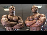 195lb DUMBBELLS THE LAST BOSS - Simeon Panda &amp Armz Korleone