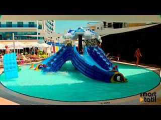 Azura Deluxe Resort Spa - бассейн - отели Антальи Аланья