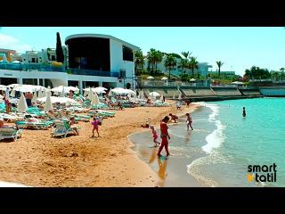 Azura Deluxe Resort Spa - пляж - отели Антальи Аланья