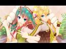 【MMD PV】Sweet Magic スイートマジック - Hatsune Miku ・Kagamine Len 【初音ミク・鏡音レン】(English / Romaji Sub)