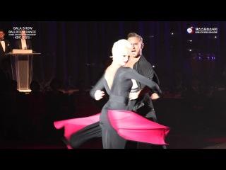 Ferdinando Iannaccone & Yulia Musikhina Paso