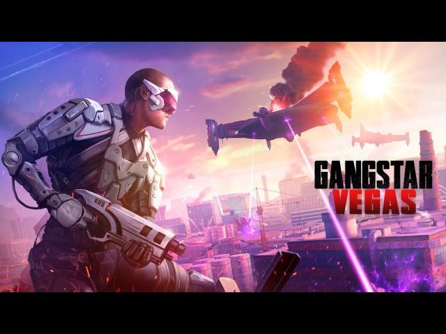 GANGSTAR VEGAS - UPDATE 18 ALIEN INVASION - iOS ANDROID