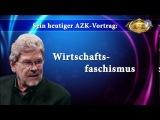 Der brisanteste Vortrag des Jahres ▶ IWF-Insider packt aus ▶ PETER KÖNIG (AZK 2016)