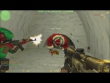 Играем на крутом зомби сервере в кс 1.6 Казахский пирог