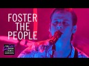 Foster the People - Sit Next to Me - The Late Late Show