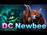 NEWBEE VS DC ГРАНД ФИНАЛ!!! 1 и 2 игра Esl One Genting Dota 2