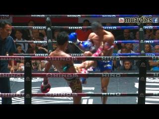 Muay Thai - Littewada vs Nontakit (ฤทธิเทวดา vs นนทกิจ), Lumpini Stadium, Bangkok,24.1.17 muay thai - littewada vs nontakit (ฤทธ