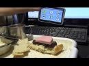 прикольный видео обзор навигатора и бутерброда Explay GTi7 , GPS навигатор