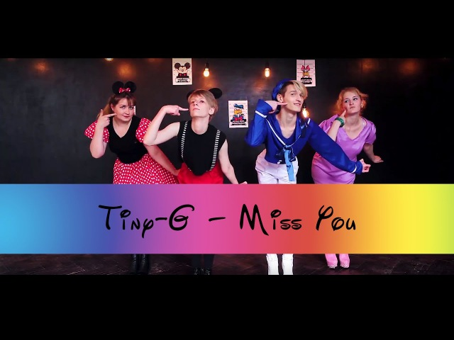 Stone Ladies Miss You (by Tiny-G dance cover)