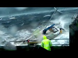 Top 5 Sail Boat Vs Giant Waves  Caught On Cam  Shocking Footage  2017