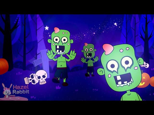 Halloween Songs for Kids Babies | Scary Nursery Rhymes | Happy Halloween Children Songs