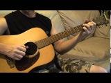 Guitar Lesson - 16 Horsepower Cover - Black Soul Choir