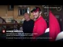 Хоккеист Александр Овечкин показал, как работает доставщиком пиццы