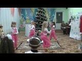 Танец восточных красавец