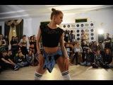 Танцы на ТНТ Полина Дубкова