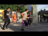 Pasito Machete By Edward Sanchez  Zumba Fitness  Zumba With THE LEGENDZ