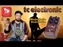 TC ELECTRONIC MojoMojo Overdrive - популярный гитарный овердрайв