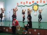 Запальні танці 10-А класу Новосанжарського НВК