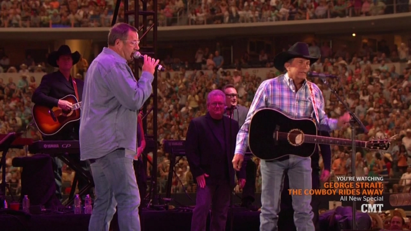 George Strait Vince Gill - The Love Bug