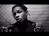 A$AP Rocky Untitled Snippet, Produced By Danger Mouse