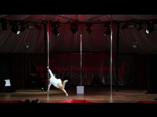 Pole Performance International Логоша Татьяна г. Харьков