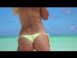 Теннисистки Каролина Возняцки, Эжени Бушар, Серена Уильямс - Sports Illustrated Swimsuit 2017 (1080p)