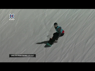 Sven Thorgren wins Mens Snowboard Slopestyle gold - X Games Norway 2017