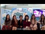 [BTS] 161119 T-ARA reaction on Music Core
