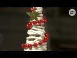 Новогодние ёлки DIY