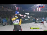 Та знаменитая провальная стрельба Нойнер в эстафете + та великая победа в спринте спустя 2 дня.