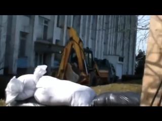 На что способны Зеленые человечки. Как работала Российская армия в Крыму