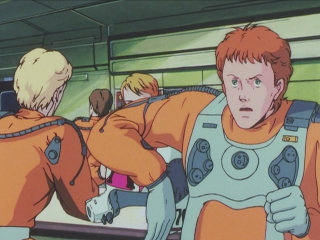 Легенда о героях галактики / Legend of the Galactic Heroes [OVA] 046