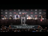 Conor McGregor Arrives At UFC 205 Pre-Fight Press Conference in New York City In Style _ UFC 205