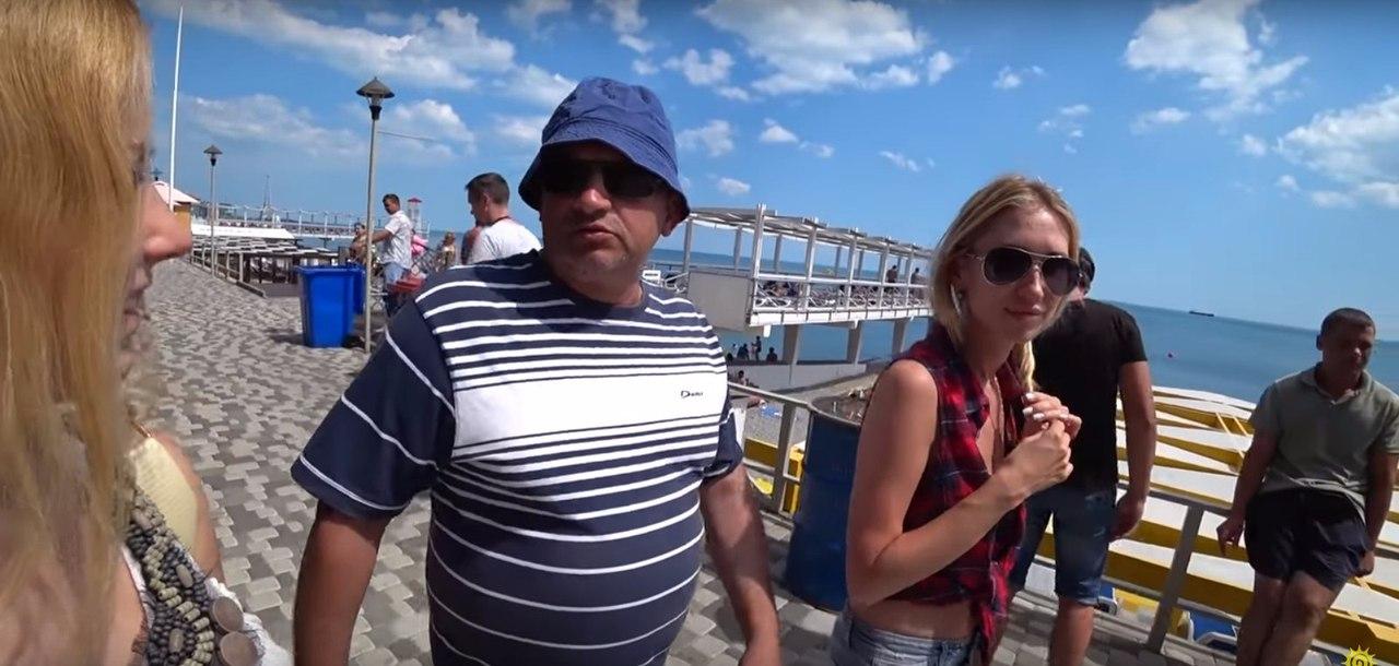 Крымчанка спросила у россиян, почему они выбрали курорты Крыма, а не Турции