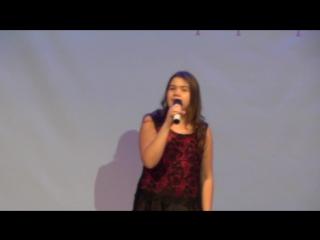 Арина Крутова Песнь о солдате (февраль 2017)