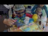 Школа мыловара. Детский мастер-класс по мыловарению в Киевской Мануфактуре Мыла