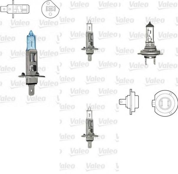 Лампа накаливания, противотуманная фара для ALFA ROMEO BRERA