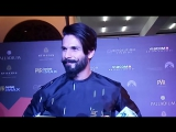 Shahid Kapoor At Premiere And Red Carpet Of XXX Return Of Xander Cage _ Padmavat