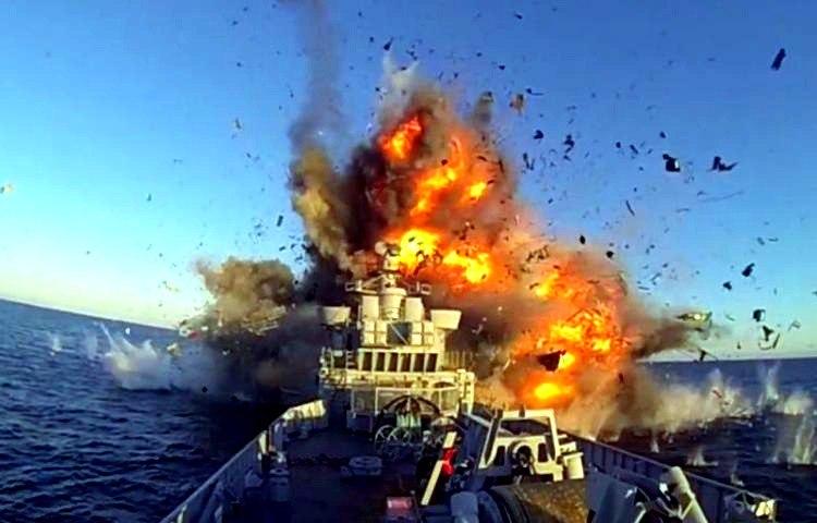 Приплыли: военный флот НАТО попал под «колпак» русского «Бастиона» в Крыму