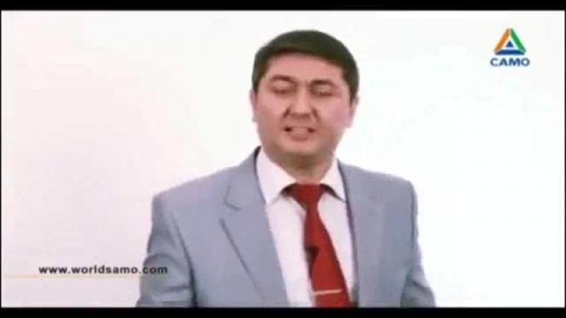 Икриние пожелание от Саидмурод Давлатов 'Я желаю Вам кучу проблем'.
