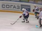 КХЛ 2011-2012 ХК СКА (Санкт-Петербург) - Авангард (Омск) 3-5 (05.02.2012)