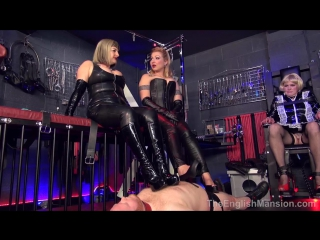 Lady Nina Birch & Madam Helle - Dungeon Maids
