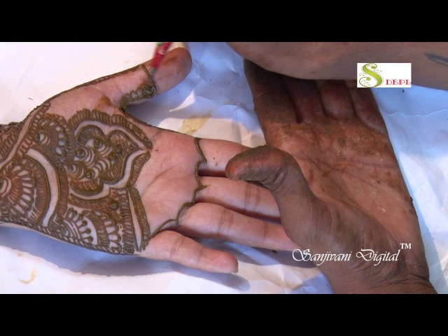 Latest Mehndi Designs 2016 Step by Step 98
