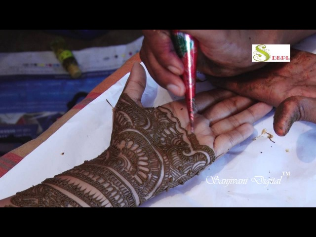 Latest Mehndi Designs 2016 Step by Step 92