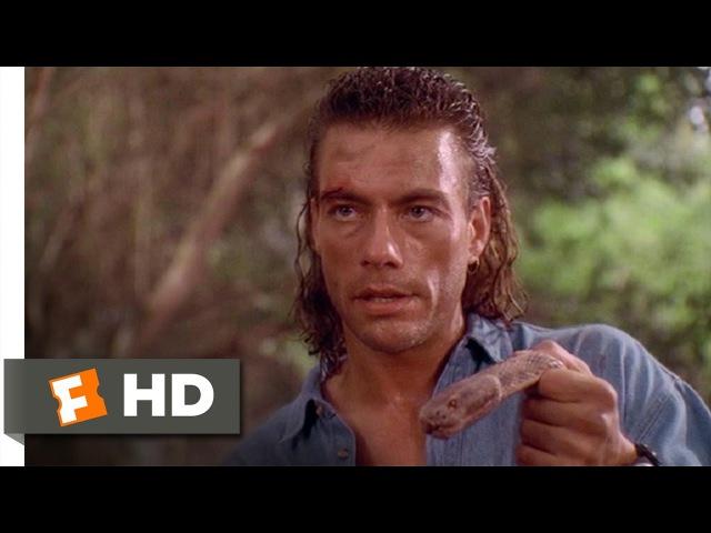 Hard Target (5/9) Movie CLIP - Rattlesnake Trap (1993) HD