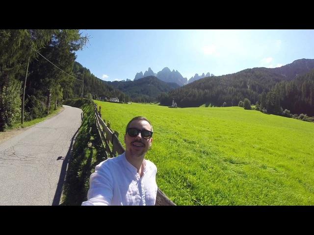 Day Trip Milão - Val di Funes